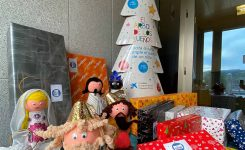 ASC collaborates with the project The Tree of Dreams, aimed at collecting toys for children at risk of social exclusion.